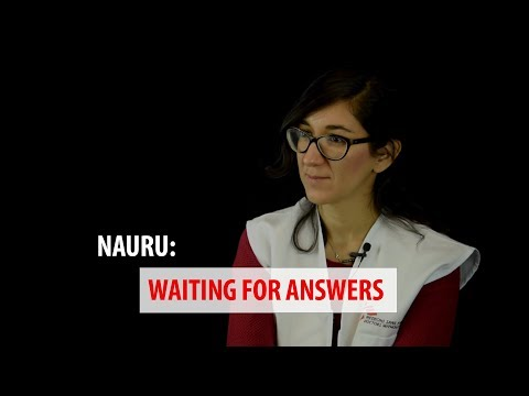 Nauru: Refugees & Asylum Seekers are waiting for answers