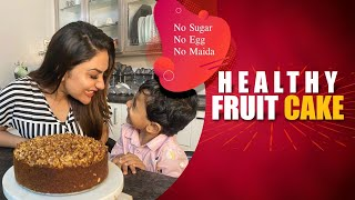 Healthy Fruit Cake | Rimi Tomy Official