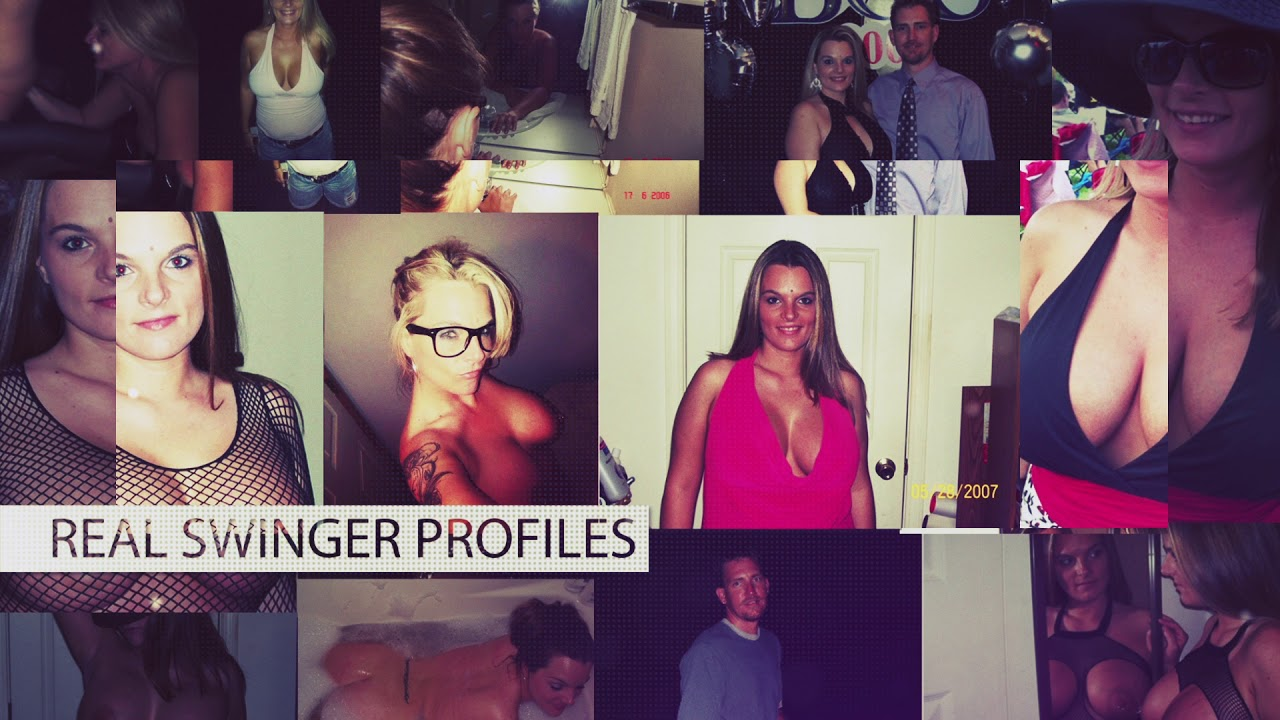 Swinger profile personals