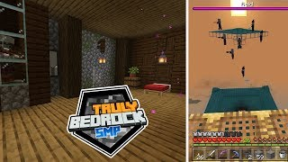 Raining Pillagers! Raining Profits? - Truly Bedrock - S01 EP02