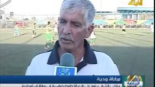 منتخب الشباب يفوز على نادي الخطوط بخماسية في مباراة استعدادية