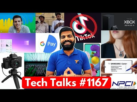 tech-talks-#1167---tiktok-new-app,-google-pay-ban?,-cheap-xbox-series-x,-samsung-care+-india,-a51s