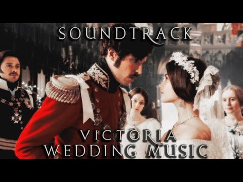 VICTORIA (The ITV Drama) - Wedding Music by Martin Phipps.