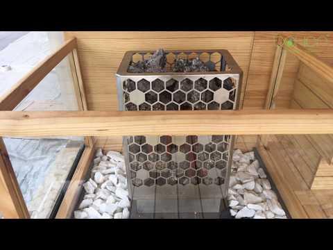 Sauna Boher fabricado en pereira colombia