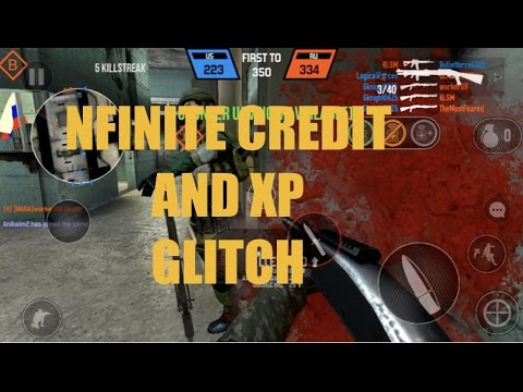 Bullet Force INFINITE XP AND CREDITS GLITCH! (Watch the End)