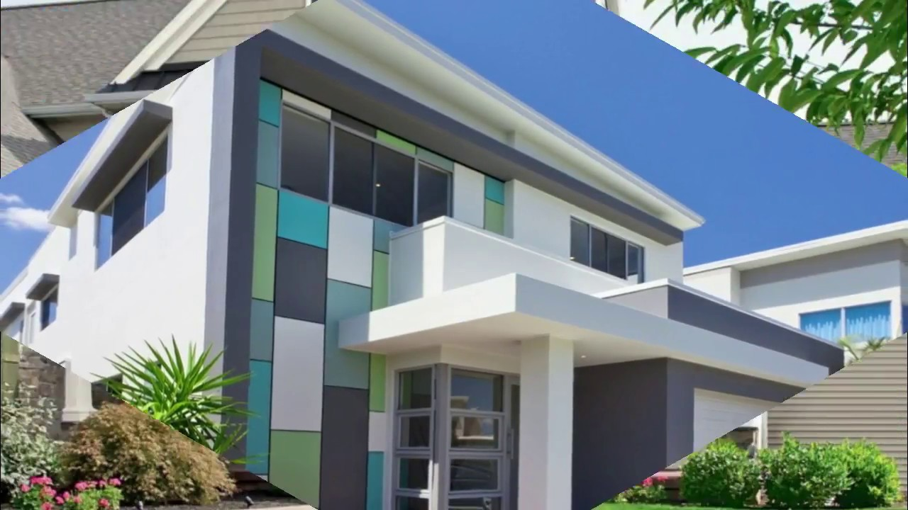 Best Exterior Paint Colors For Small Houses Youtube