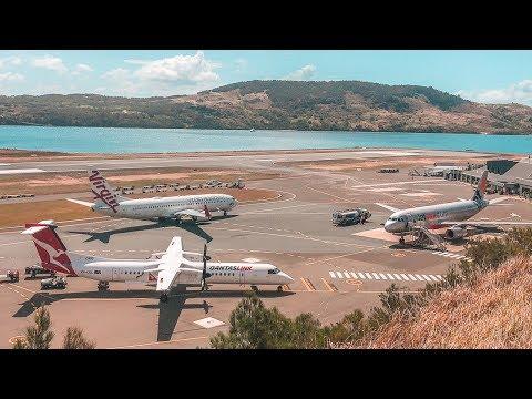 Air Traffic Control at an ISLAND AIRPORT