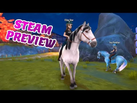 Horse Riding Tales STEAM Preview
