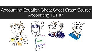 Video Accounting Equation Cheat Sheet Crash Course - Accounting 101 #7 download MP3, 3GP, MP4, WEBM, AVI, FLV Juni 2018