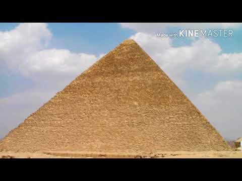 Giza Pyramid in the Bible and the Head Cornerstone