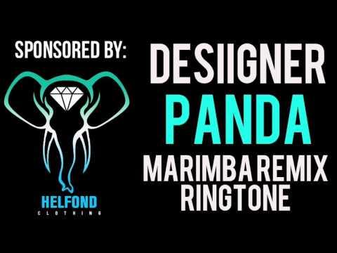 Desiigner - Panda Marimba Ringtone And Alert