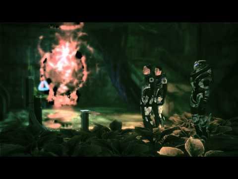 Mass Effect: Ilos Warning