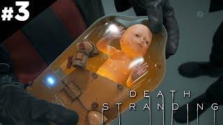 ZJEDNOCZENIE [#3] Death Stranding