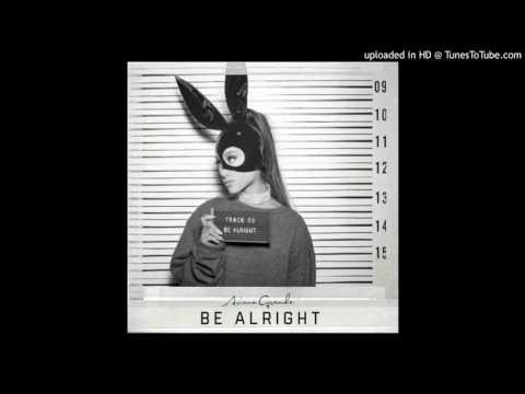 Ariana Grande  Be Alright Acapella  109 BPM