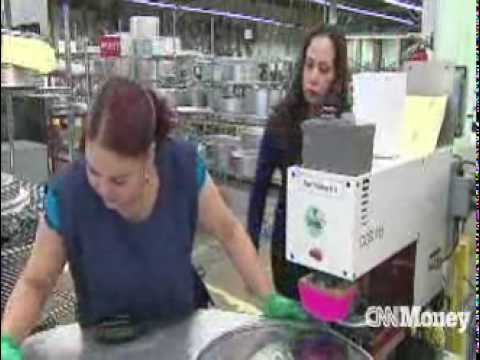 CNN Talks with Jim D'Addario About US Manufacturing Jobs ...