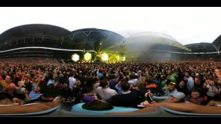 Coldplay yellow 360