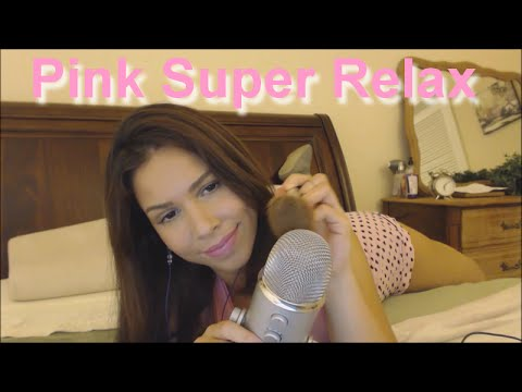 ASMR Super Relaxing Brushing, Kissing, Multi Language, Soft Multi Layers, Candles