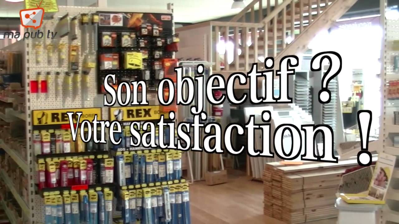 bo bois le nouveau magasin de bricolage espierres sur mapubtv youtube. Black Bedroom Furniture Sets. Home Design Ideas