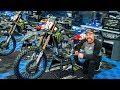 Racer X Films: 2019 250 Factory Bikes