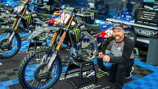At round three of the Monster Energy AMA Supercross Championship, f...
