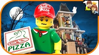 Haunted Pizza Delivery   LEGO Story