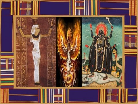 KEMETIC COSMOLOGY 3: Goddesses of the MAtriarch (Cosmic Mother) #MUSTWATCH