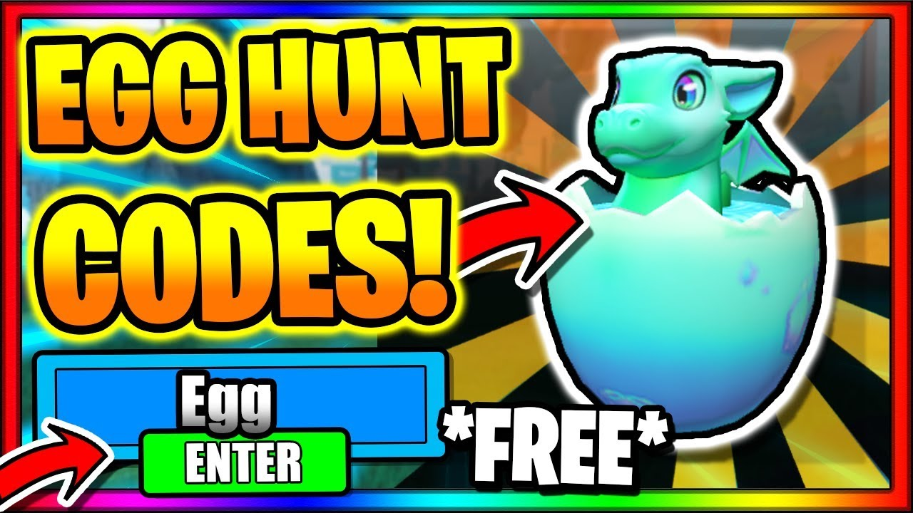 All New Secret Op Working Codes Egg Hunt Update Roblox Dragon