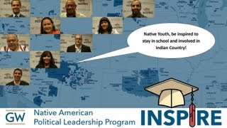 #NATIVEYOUTH, Be Inspired to stay in school and involved in Indian Country!