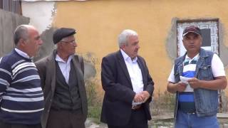 Malatya Pötürge Çığırlı Mahallesi Muhtarı Mehmet Karaer