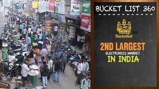 Ritchie Street - Electronics Hub | Bucketlist 360 : EP-07 | Chennai Memes