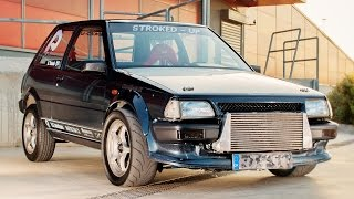 Toyota Starlet EP70 380whp Stroked Up | Autokinisimag