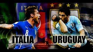 Italy vs Uruguay 3-0 Highlights friendlymatch 8 Juni 2017