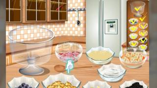 Кухня Сары:Бисквиты