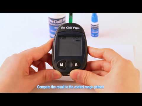 On Call® Plus Blood Glucose Monitoring System Introduction (OCP)