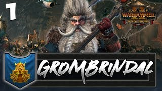 THE WHITE DWARF RISES! Total War: Warhammer 2 - Dwarf Mortal Empires Campaign - Grombrindal #1