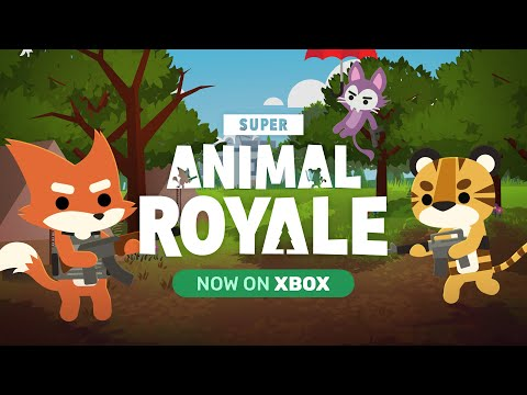 Super Animal Royale - Xbox Game Preview Launch Trailer