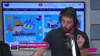 Rádio Bandeirantes - 08/10/2019 - Das 17h às 20h - AO VIVO