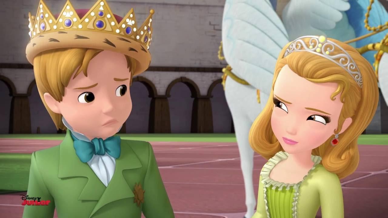 Princesse Sofia Le Roi James Youtube