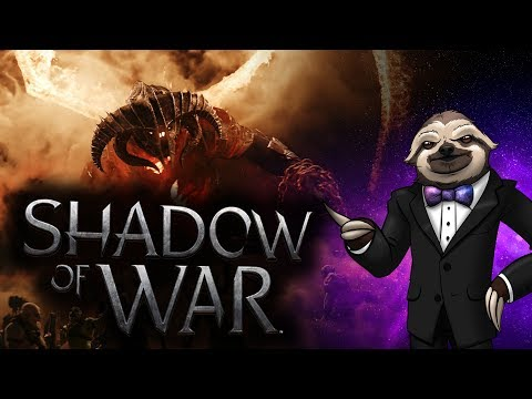 In the Shadow of Microtransactions | (Shadow of War Review)