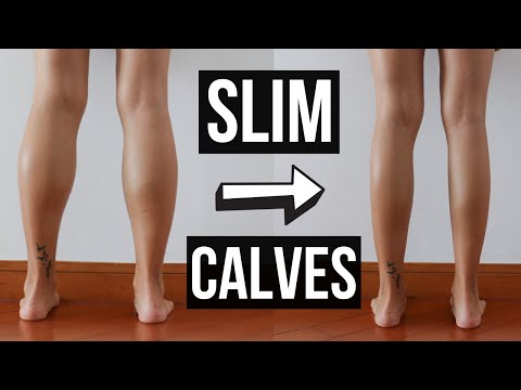 SLIM CALVES !