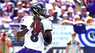 "The NFL's ""SepteMVP"" - Dan Patrick on Lamar Jackson's Hot Start | 9/16/19"