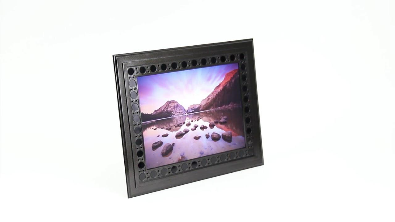Rhea Hidden Camera Photo Frame from Zetronix - YouTube
