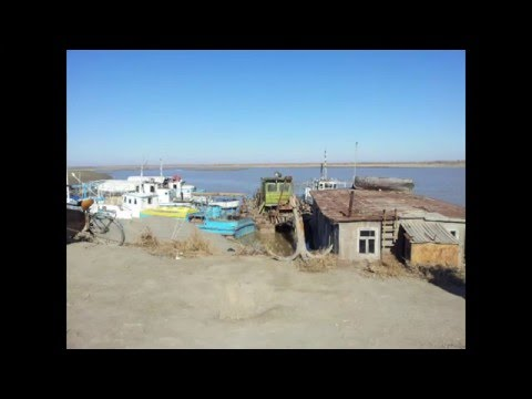 The Aral Sea and Uzbekistan