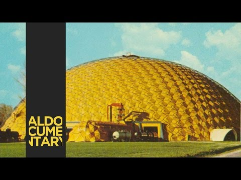 A Necessary Ruin: The Story of Buckminster Fuller and the Union Tank Car Dome