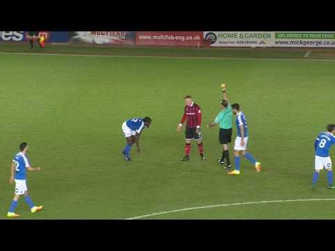 HIGHLIGHTS | Peterborough United vs Shrewsbury Town