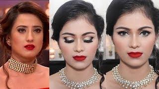 AROHI/TARA Ishq Mein Marjawan Inspired HAIR & MAKEUP| Alisha Panwar Look In Hindi