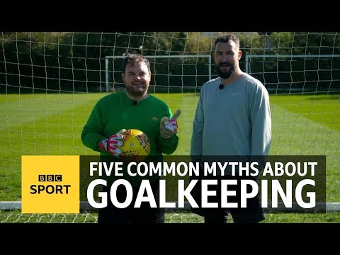 The Premier League Show: Five common myths about goalkeeping - BBC Sport