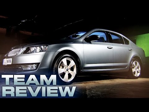 Skoda Octavia Team Review Fifth Gear