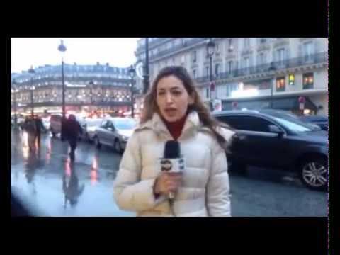 Israeli Reporter Harassed in France