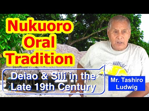 Account of Deiao and Sili during the Late Nineteenth Century, Nukuoro